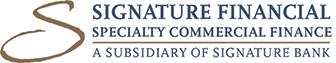 Signature Financial LLC, A Subsidiary of Signature Bank